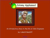 Johnny Appleseed  -  the life of John Chapman - Smartboard Lesson