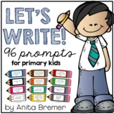 Journal Prompts for Primary Students