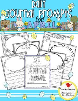 Journaling Prompts for April