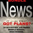 Journalism Activities Bundle