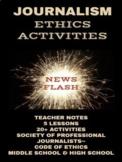 Journalism Ethics Activities