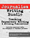 Journalism Writing and Publications Planning Bundle