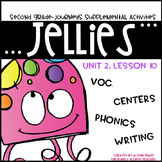 Journeys 2nd Grade- Jellies The Life of Jelly Fish Unit 2,