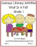 Journeys®  Book 1 Bundle - First Grade