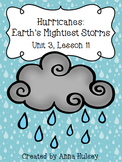 Journeys Fourth Grade: Hurricanes- Earth's Mightiest Storms