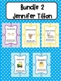 Journeys Kindergarten-Bundle 2