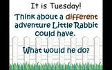 Journey's Lesson 20 Little Rabbit's Adventure PowerPoint
