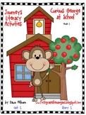 Journeys® Literacy Activities - Curious George at School- Grade 1