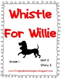 Journeys®  Literacy Activities - Whistle For Willie - Grade 1
