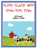 Journeys Second Grade Click Clack Moo Cows That Type