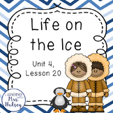 Journeys Third Grade: Life on the Ice