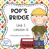 Journeys Third Grade: Pop's Bridge