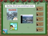 Journeys first grade smartboard Unit 2 Lesson 7