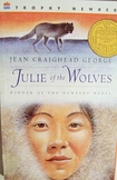 Julie of the Wolves by Jean Craighead George  2 Paperbacks