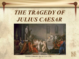 Julius Caesar Novel Study Unit ~  Includes Reproducible Gr
