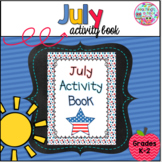 July Activity Book