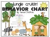 Jungle Cruisin' Behavior Chart