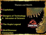 Jurassic Park: Themes and Concepts PowerPoint