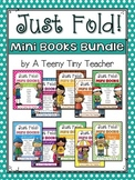 Just Fold! Mini Books {Bundle}