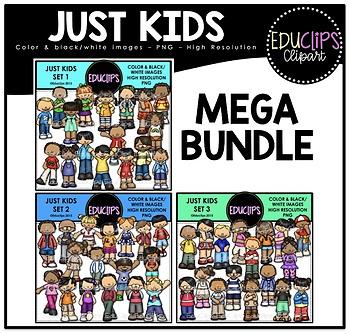 Just Kids Mega Bundle