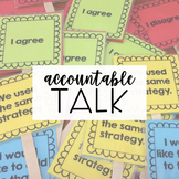 Accountable Talk Toolkit {K-5}