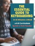 K-8 Keyboard Curriculum (in 45 minutes a week)