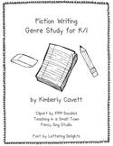 K/1 Fiction Writing Unit