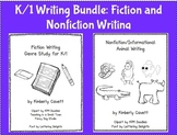 K/1 Writing Bundle: Fiction and Nonfiction