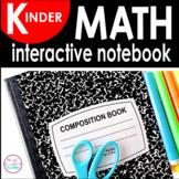 KINDERGARTEN Math Interactive Notebook {Common Core Aligned}