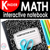 KINDERGARTEN Math Interactive Notebook {Common Core Aligned}