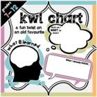 KWL Chart [FREE]