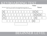 Keyboarding Media Typing Test
