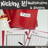Math Facts Multiplication & Division Fact Fluency Program