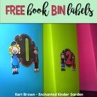 Kidlette Book Bin Numbers