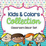 Kids and Colors Collection
