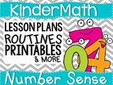 KinderMath® Number Sense