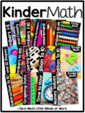 KinderMath Units Growing BUNDLE