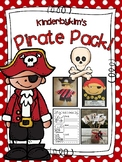 Kinderbykim's  Pirate Pack!