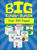 Activities Bundle For Kindergarten - Entire Year