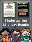 Kindergarten Literacy Bundle (Writing Workshop and Reading
