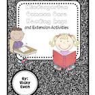 Kindergarten Common Core Reading Logs