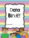 Kindergarten Data Binder