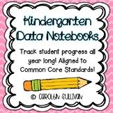 Kindergarten Data Binders