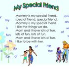 Kindergarten Mother's Day Actvities for the Smartboard