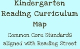 Kindergarten Reading Common Core Aligned with Scott Foresm