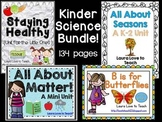 Kindergarten Science Bundle