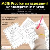"Kindergarten Standardized Test Practice for the ""Un-Common"
