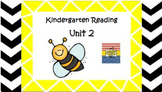 Kindergarten Wonders Unit 2 (Bundled)