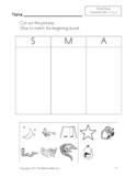 Kindergarten Word Study Consonant Sorts Worksheets - 50+ Pages