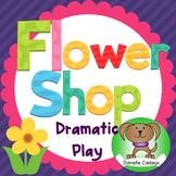 Kindergarten dramatic play flower shop
